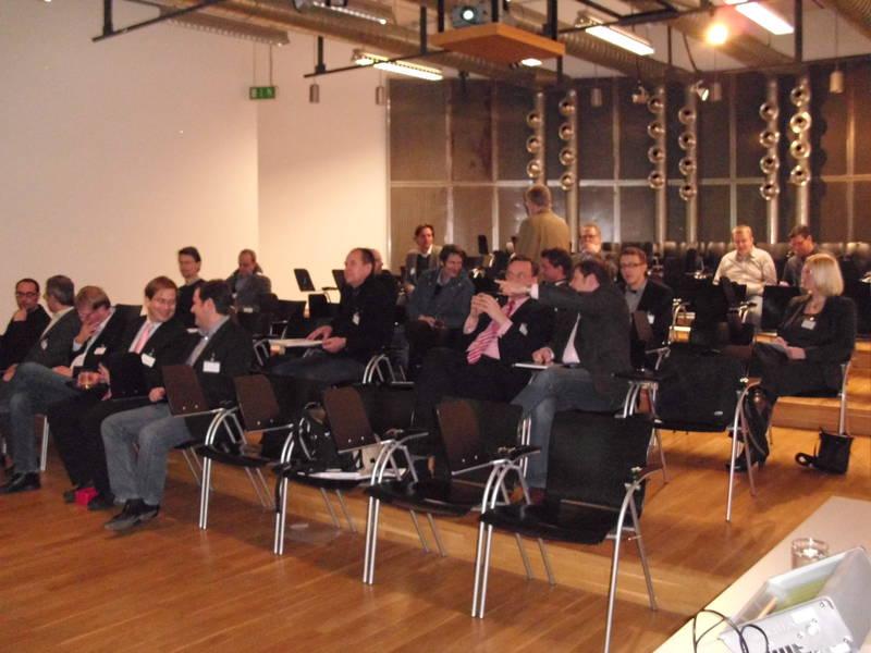 """Led netzwerk: workshop """"stadt licht: ideen konzepte abläufe"""" in ..."""
